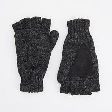 Rękawiczki z wełną - Szary