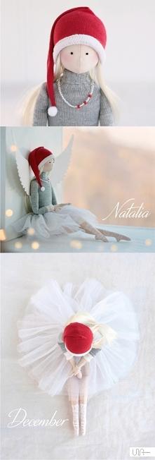Natalia to ciekawska panienka. Tydzień temu odwiedziła Mikołaja w jego tajnej...