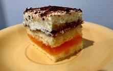 Ciasto Delicja na święta - ...