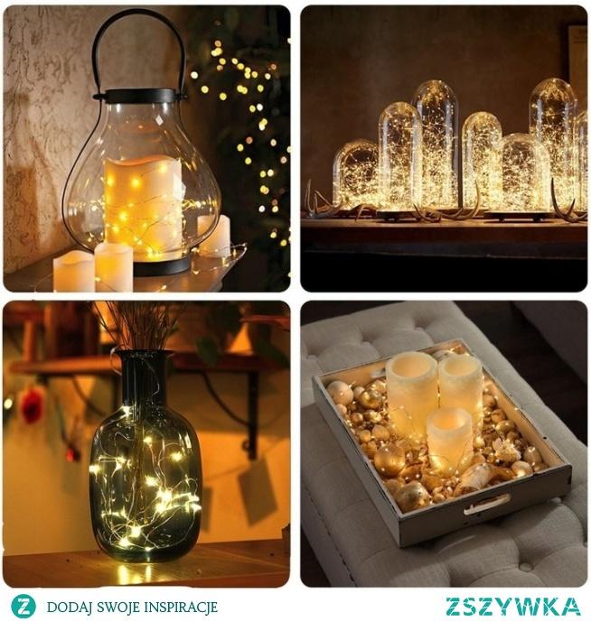 Kilka inspiracji jak wykorzystać dekoracyjne diody LED - Ekotechnik24.pl