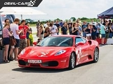 Ferrari F430 - adrenalina i niezapomniane wrażenia gwarantowane!