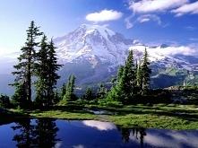 Górski krajobraz, Góry Wysokie, Polska. Klikajcie w zdjęcie, tam puzzle :)