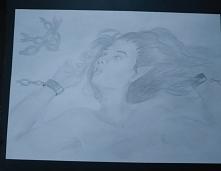 Ilustracja do pierwszej części z cyklu o Eragonie. Wzorowana częściowo na zdj...