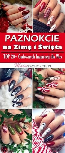 Modny Manicure na Zimę: TOP...