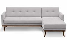 Biała stylowa sofa ze Scand...