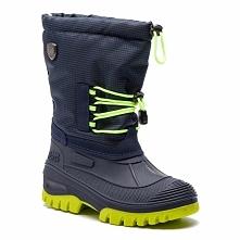 Śniegowce CMP - Kids Ahto Wp 3Q49574J  B.Blue N950