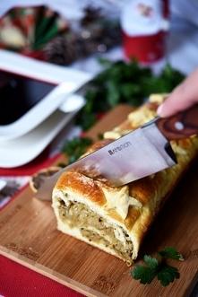 Kulebiak z kapustą i tradyc...