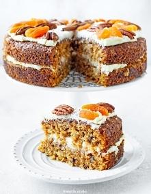 ciasto marchewkowe z pomara...