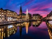 Świąteczny Hamburg, takie puzzle tylko u nas ;)