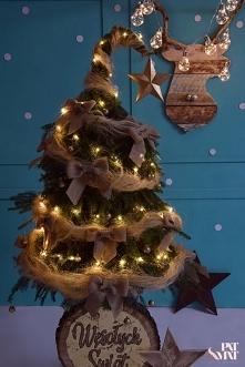 Christmas DIY: Choinka-krasnal za kilka złotych. Jak wykonać choinkę? Więcej na moim blogu