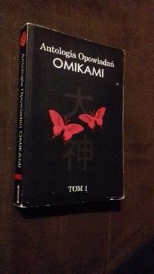 Sprzedam: antologia (yaoi) Omikami