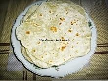 Tortilla -przepis na placki
