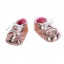 Baby Annabell Złote Buciki dla lalki