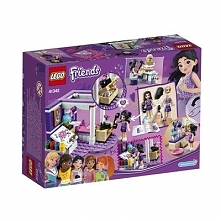 Klocki LEGO Friends Sypialnia Emmy 41342