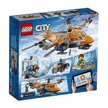 Klocki LEGO City Arktyczny transport powietrzny 60193