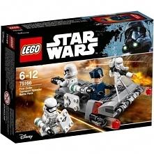 Klocki LEGO Śmigacz transportowy Najwyższego Porządku 75166