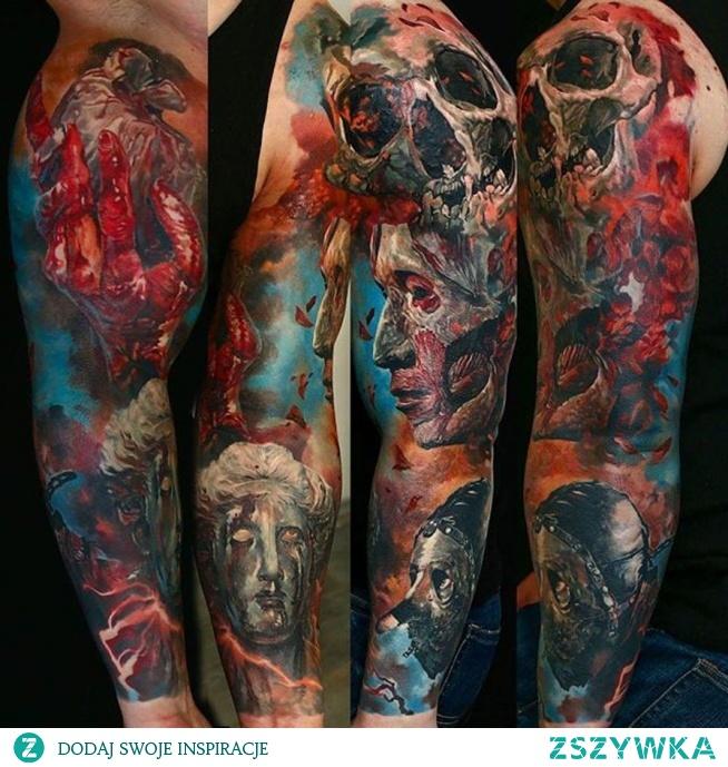 fajne tatuaże