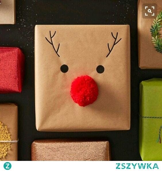 Pomysł na ciekawy sposób zapakowania prezentów