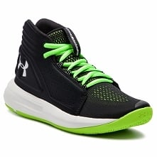 Buty UNDER ARMOUR - Ua Bgs Torch Mid 3020428-001 Blk