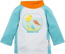 Zoocchini Koszulka Kąpielowa UV Akwarium M