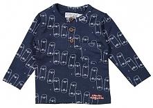 Dirkje Koszulka Chłopięca Z Deskorolką 98 Niebieska
