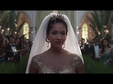 Crazy Rich Asians - Wedding Scene HD (Can't Help Falling in Love by K...