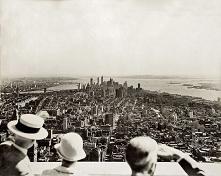 Otwarcie Empire State Building, 1931 r.