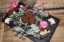Domowe czekoladki z niespod...