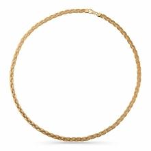 RABAT Naszyjnik - złoto żółte 585