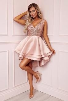 Sukienka Willow Pink z noshame.pl (klik w zdjęcie, by przejść do sklepu)