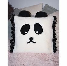 Poduszka panda :) szyta na ...