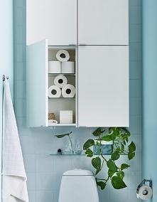 szafka nad wc