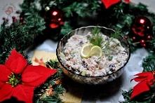 Sałatka z ryżem i tuńczykie...