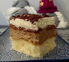 Przepyszne ciasto cappucino - pokochasz je! :)