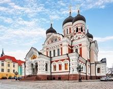 Sobór Aleksandra Newskiego w Tallinie, klikajcie w zdjęcie :)