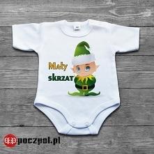 Mały skrzat - body niemowlęce