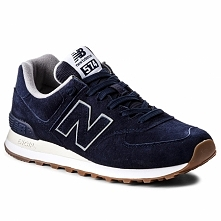 Sneakersy NEW BALANCE - ML574EPA Granatowy
