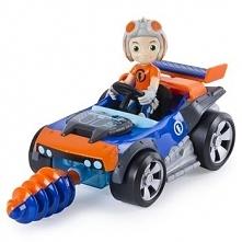Pojazd z figurką Spin Master Rafcio Śrubka Kart Build