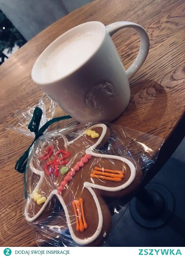 Tyle pyszności od Starbucks ♥️ dziękuje Wrocław za wczoraj !