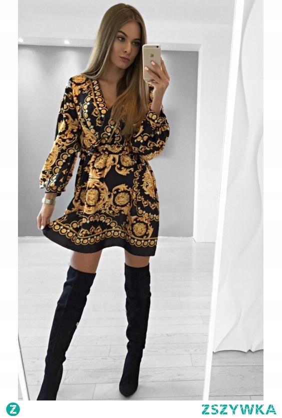 już mam na święta tą sukienkę :)