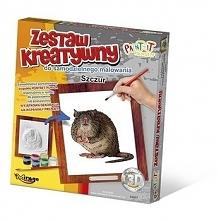 Mirage Zestaw kreatywny Szczur