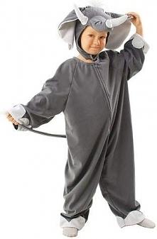 Strój Słonik - przebrania , kostiumy dla dzieci