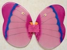 Skrzydełka Motylka,  kostiumy dla dzieci