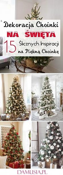 Jak Ubrać Choinkę na Święta? TOP 16 Pięknych Inspiracji na Dekorację Choinki