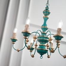 Lampa sufitowa wisząca spełni Twoje oczekiwania zwłaszcza jako światło główne...