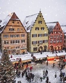 Rothenburg ob der Tauber (Niemcy), fot. @magictiron