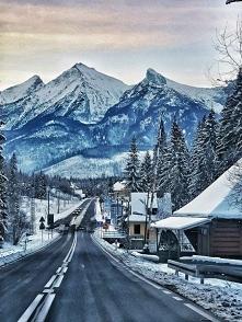 Śnieżne Tatry