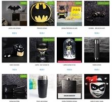 Propozycje Prezentów dla fanów Batmana :). Link do sklepu poniżej.