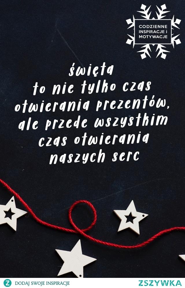 Cytaty świąteczne Sentencje Boże Narodzenie Wigilia 2018 Codzie Na