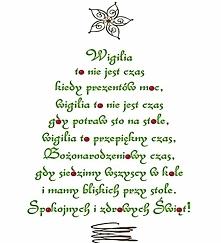 kartka -życzenia świąteczne
